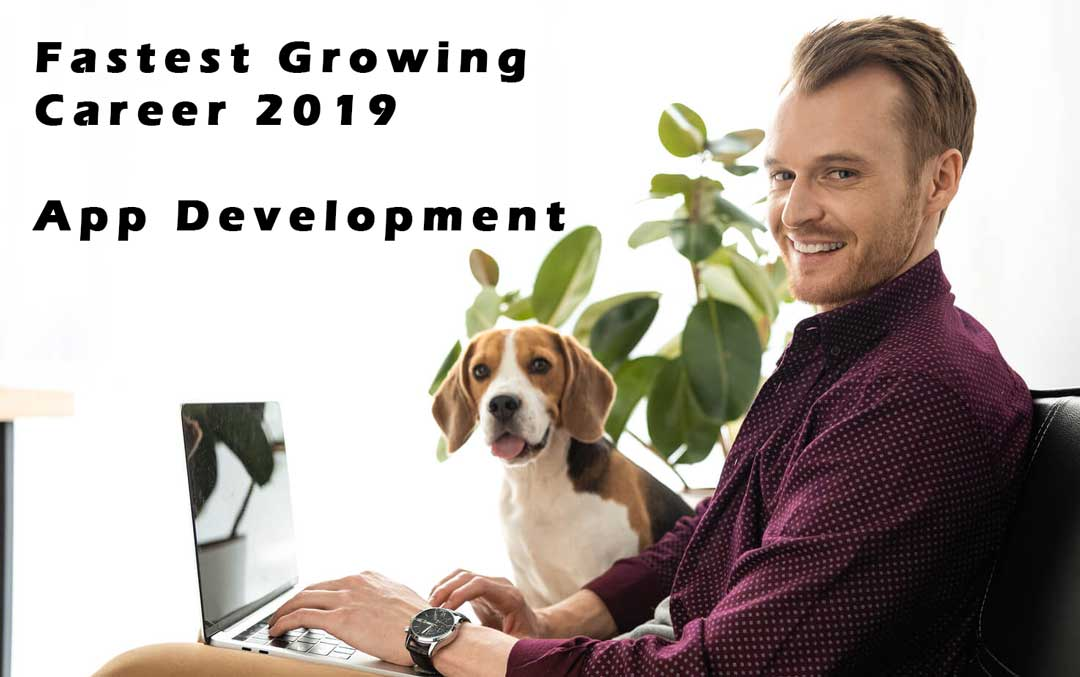 Top Careers 2019 App Developer